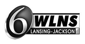 WLNS Lansing Jackson Logo
